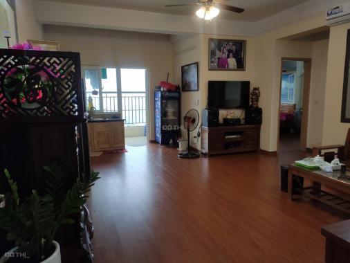 CC cần bán căn góc tầng 9 view thoáng full nội thất KĐT Thanh Hà HN, 2pn, 2wc. Lh: 0968259690