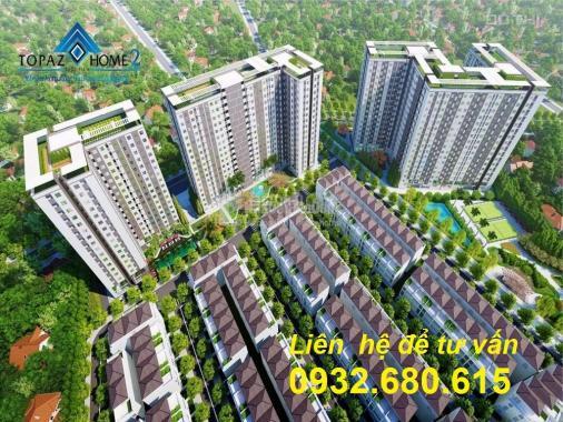 Đảm bảo uy tín về thủ tục mua NOXH Topaz Home 2 và hỗ trợ vay 70% khi mua. Liên hệ 0932 680 615