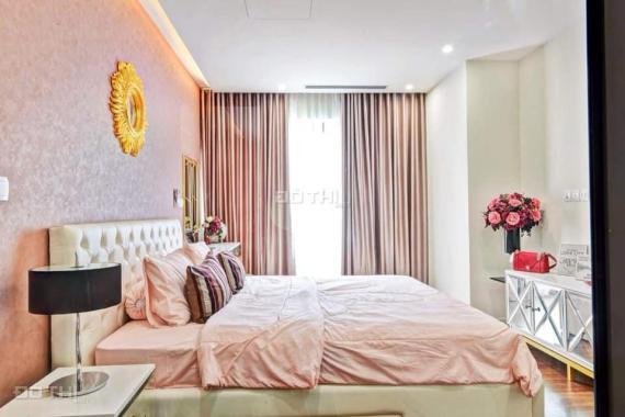 Cho thuê căn 100m2, 3PN, tầng trung, view đẹp, đủ đồ tại chung cư Imperia Garden. LH: 0963212876