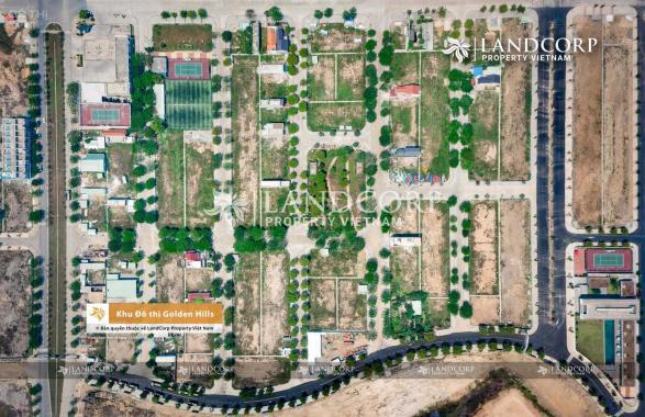 Bán đất nền dự án tại dự án Golden Hills City, Liên Chiểu, Đà Nẵng. LH 0917928828