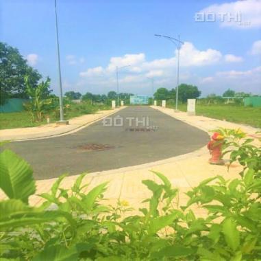 Bán đất ngay ngã tư Tân Quy, góc 2 MT đường nhựa 8m đủ LG, điện nước đầy đủ. Sổ hồng xây ngay