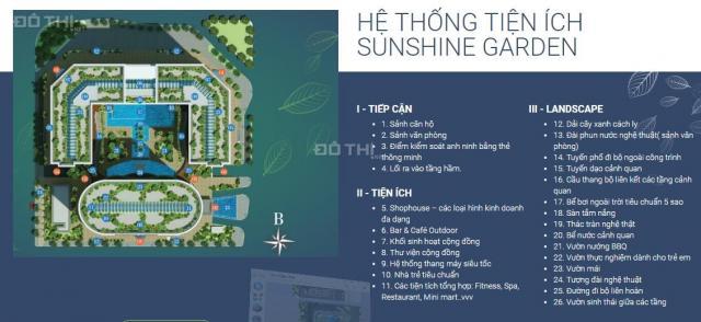 Chỉ còn 2 ngày để Sở hữu căn hộ Sunshine Garden và nhận quà khủng 255tr + 5% + 2%. LH: 0989.852.810