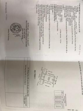 Bán đất HXH 6/20 Lê Thúc Hoạch, P. Phú Thọ Hòa, Q. Tân Phú, TP. HCM