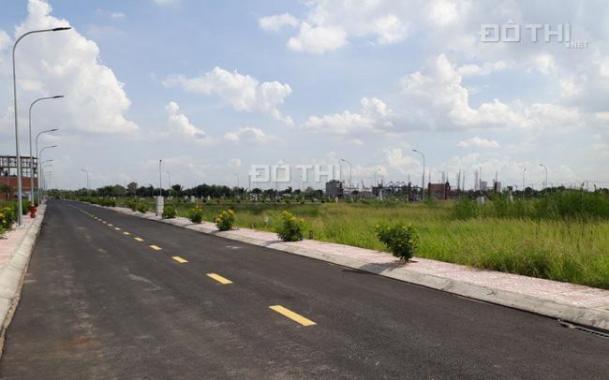 Bán 10 lô đất cho người đầu tư 125m2 thổ cư 100%, giá 6.8 tr/m2