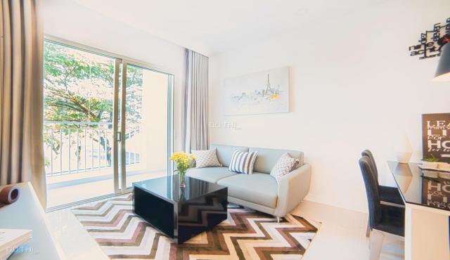Cho thuê căn hộ cao cấp Sunrise Riverside Nguyễn Hữu Thọ 70m2, 2 PN 2 WC, giá 10triệu / tháng