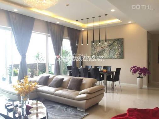 Bán căn hộ Estella An Phú, 3 phòng ngủ, 148m2, đầy đủ nội thất