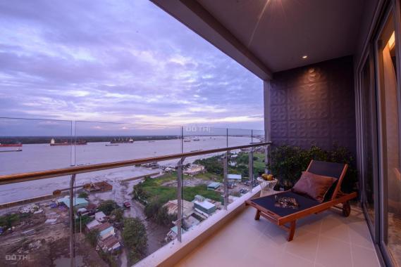 Lo tiền cho con du học bán căn hộ River Panorama 65m2 giếng trời riêng 2.4 tỷ, thanh toán 50%