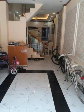 Gấp, bán nhà đẹp phân lô Minh Khai, khu víp, ô tô tránh, 35m2 x 5 tầng full NT. Giá 4.85 tỷ