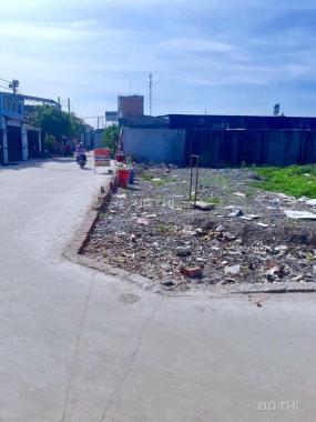 Chính chủ cần bán mảnh đất 2 mặt tiền xã Hựu Thạnh, gần trường đại học Tân Tạo, ngang 10m, dài 25m