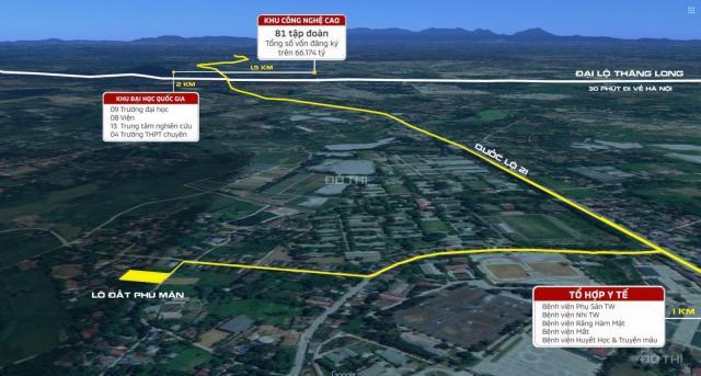 Khu công nghệ cao Láng Hòa Lạc - Hà Nội