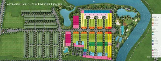 Chính chủ bán nhà phố Park Riverside Premium 5x15m, view công viên và hồ bơi. Gọi ngay 0982667473