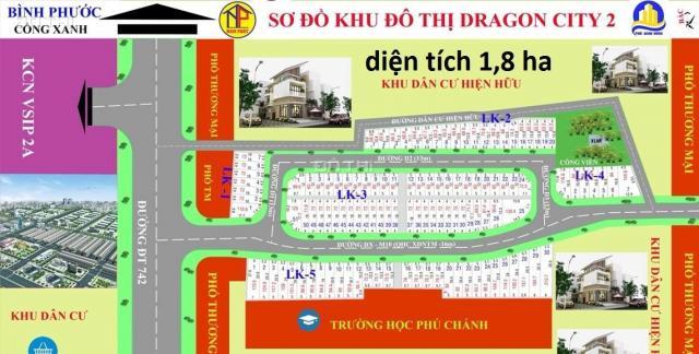 Nhà công chuyện cần ra gấp lô đất ngay khu dân cư Phú Chánh