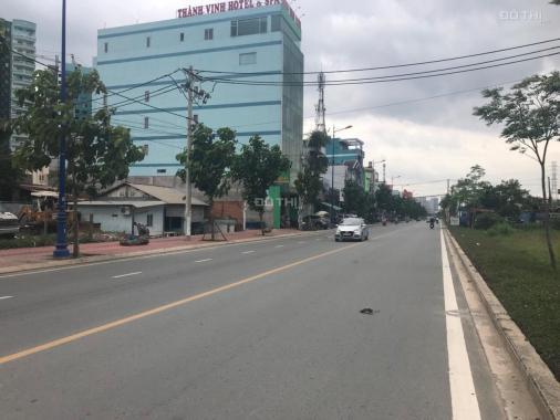 Bán đất mặt tiền Song Hành, Xa Lộ Hà Nội, Quận 9 DT: 450m2 (27*18m) thích hợp xây văn phòng