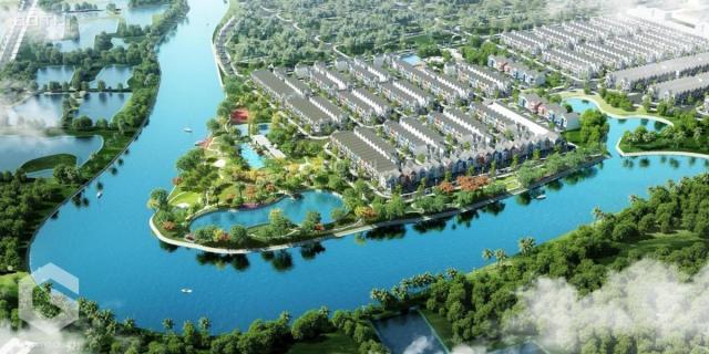 Chính chủ bán nhà phố Park Riverside, diện tích 5x15m, view hồ bơi, giá chỉ 5,35 tỷ, gọi 0982667473
