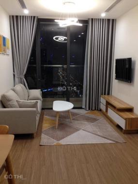 Cho thuê căn 1PN full đồ tòa S1 tầng trung Vinhomes Skylake, 15.5 tr/th vào ở luôn