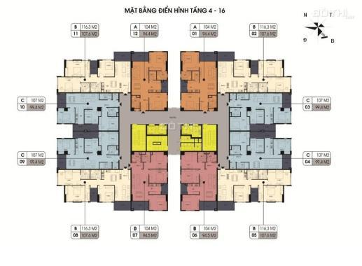 Chỉ từ 2,7 tỷ sở hữu căn hộ 3PN, full nội thất cao cấp ngay gần cầu Vĩnh Tuy