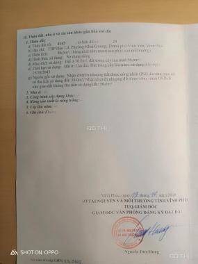 Cần bán 2 lô Hán Lữ Khai Quang 86,6m2 và 176m2 giá đầu tư