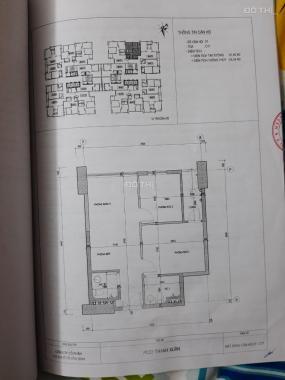 Cần tiền - Bán lỗ gấp căn hộ 0407 dự án PCC1 Thanh Xuân