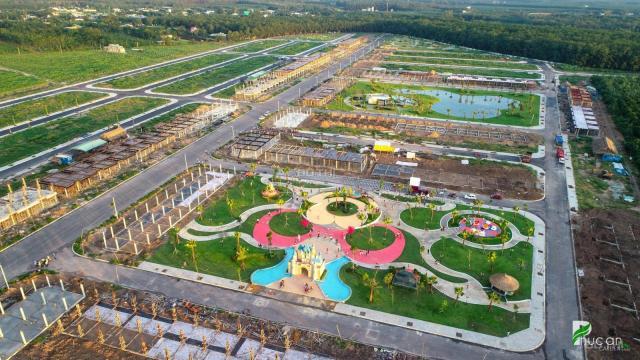 Bán lô đất nội bộ dự án Phúc An Garden, Bàu Bàng, Bình Dương, giá TT 600 triệu, LH: 0947-241-261