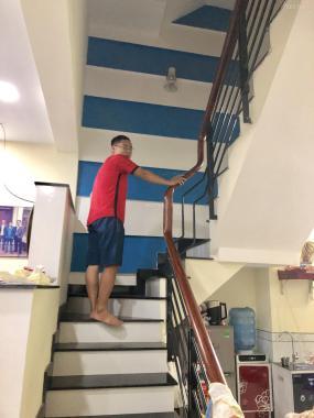 Bán nhà 3 tầng mới đường Số 11, P. Bình Hưng Hòa, Q. Bình Tân, 5.1x12.9m hẻm thông 6m