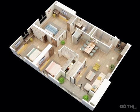 Bán căn hộ chung cư tại dự án Bid Residence, Hà Đông, Hà Nội diện tích 70m2 tr ký HĐCN triệu giá