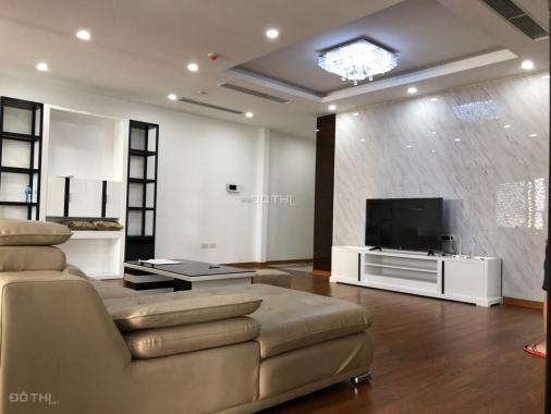 Cho thuê chung cư Time Tower, 128m2, 3 phòng ngủ, view đẹp, giá rẻ full 17 tr/tháng - 09.7779.6666