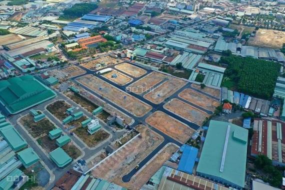 Đất sổ riêng gần khu Vsip Thuận An chỉ 659 tr nhận nền. LH: 0906816413