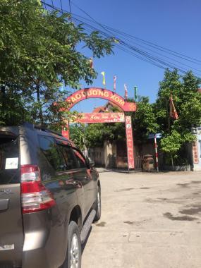 Bán đất tại đường 422, Xã Tân Lập, Đan Phượng, Hà Nội diện tích 35m2, giá 750 Triệu