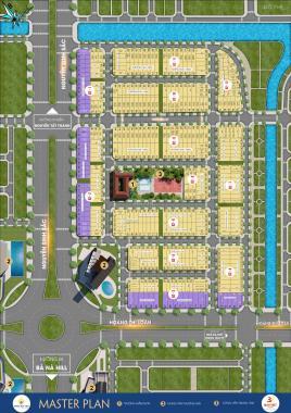 Ra mắt dự án đất nền quy hoạch phố đi bộ trung tâm thành phố Đà Nẵng Melody - LH: 0934859998