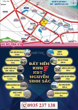 Melody City đất biển Đà Nẵng ngay đại lộ triệu đô trung tâm hành chính Q. Liên Chiểu. 0935 237.138