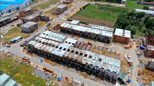 Đất Xanh mở bán dự án mới gần ngã tư Bình Chuẩn, sổ hồng công chứng ngay