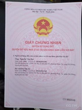 Bán nhà riêng mặt phố chính chủ tại 55 Yên Phúc Hà Đông: 24m2/2 tầng/1.8 tỷ. Mặt tiền: 3.4m