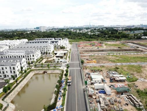 Cần bán căn nhà phố Sim City giai đoạn 2, hướng ĐB giá rẻ 4,6 tỷ (có VAT)