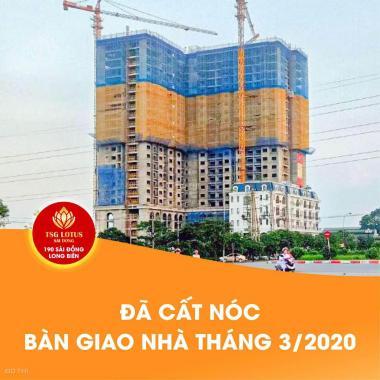 Bán căn 87.5m2 thiết kế 3PN + 1 view hồ Harmony, nội thất cao cấp, HT vay 0% 12 tháng, CK 150 triệu