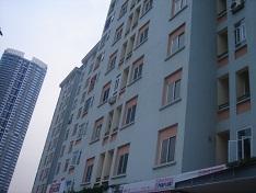 Bán CHCC nhà A6 Nam Trung Yên gần Keang Nam, đủ đồ, ở ngay, tầng 6, 2PN, 2VS, SĐCC: 0989.579.248