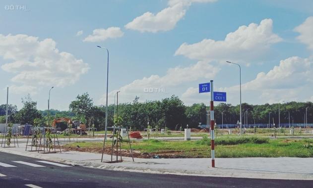 Bán đất nền dự án tại đường Dân Chủ, Xã Phú Chánh, Tân Uyên, Bình Dương diện tích 100m2