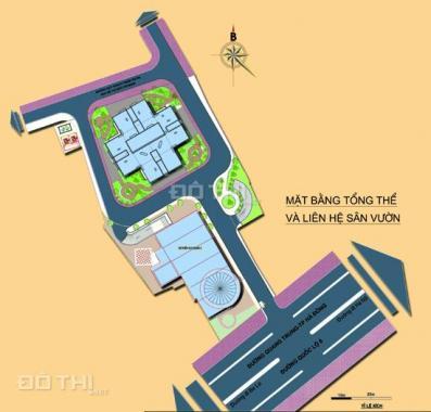 Bán căn hộ 3PN - 115m2 mặt đường Quang Trung, Hà Đông chỉ 1,6 tỷ - 096 550 1369