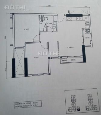 Sang nhượng căn hộ chung cư Conic Riverside Nguyễn Văn Linh, P. 6, Q. 8, HCM