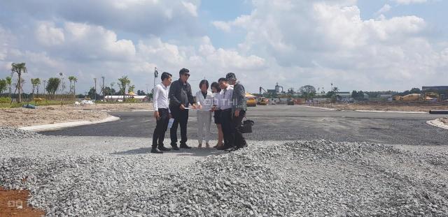 5 suất nội bộ dự án Nam An chiết khấu 1 cây vàng 100m2, sổ hồng riêng, chỉ 320 tr