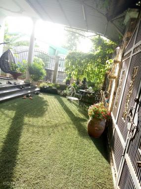 Bán nhà vườn Lái Thiêu 10.55x22m, đường 6m, sổ hồng riêng, bao sang tên