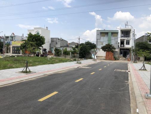 Bán đất tại đường Nguyễn Văn Quá, Phường Tân Thới Hiệp, Q12, DT 5x10m, giá 2,6 tỷ. LH: 0933.732.939