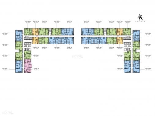 Mipec Rubik 360 mở bán đợt 1 giá chỉ từ 40 tr/m2, full NT cao cấp, CK 6%, ls 0%, lh: 0987409395