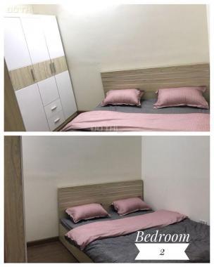 Cho thuê chung cư Mỹ Sơn Tower, Thanh Xuân, 90m2, 2 PN, 2VS. Full đồ cao cấp mới tinh