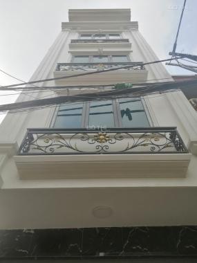 Nhà đẹp đơn lập Định Công, ngõ thông rộng 4m, tiện KD, 3 mặt thoáng