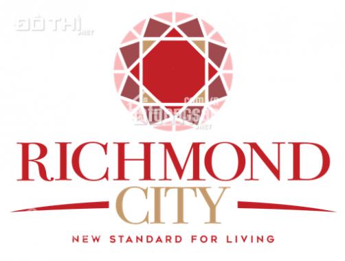 Chính chủ bán Richmond City căn 2 PN G5 - G10 - G16 - G21, 3PN G3 - G2 - G17