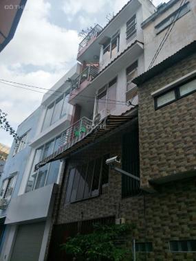 Bán nhà MT đường Hoa Đào nối dài, P1, Phú Nhuận, nhà trệt, lửng, 2 lầu, sân thượng