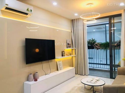 Bán gấp căn hộ Ricca Quận 9, 1 phòng ngủ + 1, nội thất hoàn thiện, view đẹp, có thương lượng