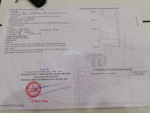 Cần bán nhà đẹp HXH tại đường số 5, Bình Hưng Hòa, Bình Tân, giá tốt