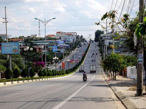 Cần bán nhanh lô đất tỉnh, ngay mặt tiền Hùng Hương chỉ 461 triệu/169m2. LH 0975 221 020