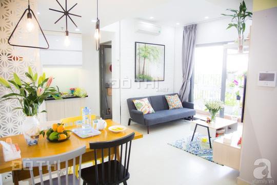Bán căn hộ 2PN cao cấp view biệt thự Vinhomes chỉ với 570 triệu, hỗ trợ ngân hàng 70%